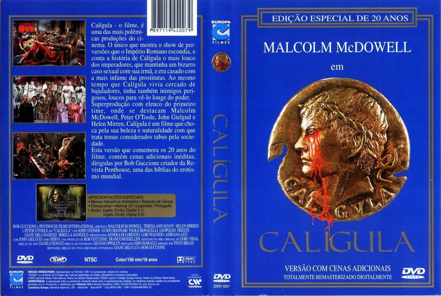 Caligula Dublado Youtube
