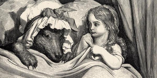 Chapéuzinho e o Lobo